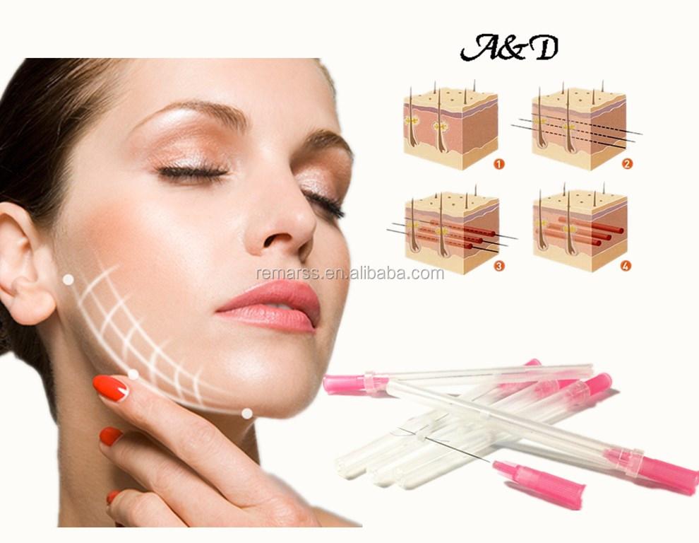 2019 Hot Face Lift Mono Pdo Thread With Sharp Needle - Buy Face Lift Mono  Pdo Thread With Sharp Needle,Face Lift Mono Pdo Thread,Mono Pdo Product on