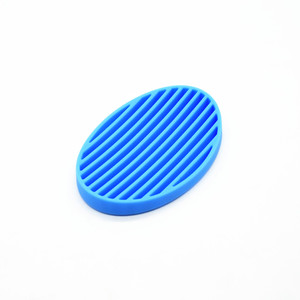 silicone Home travel Soap Dishes soap holder soap box