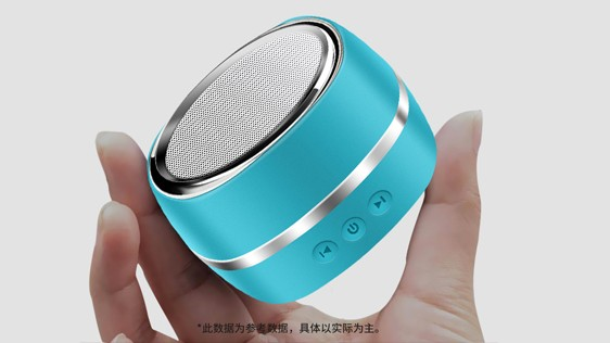 2019New mobile phone wireless bluetooth speaker portable outdoor mini subwoofer Bluetooth audio
