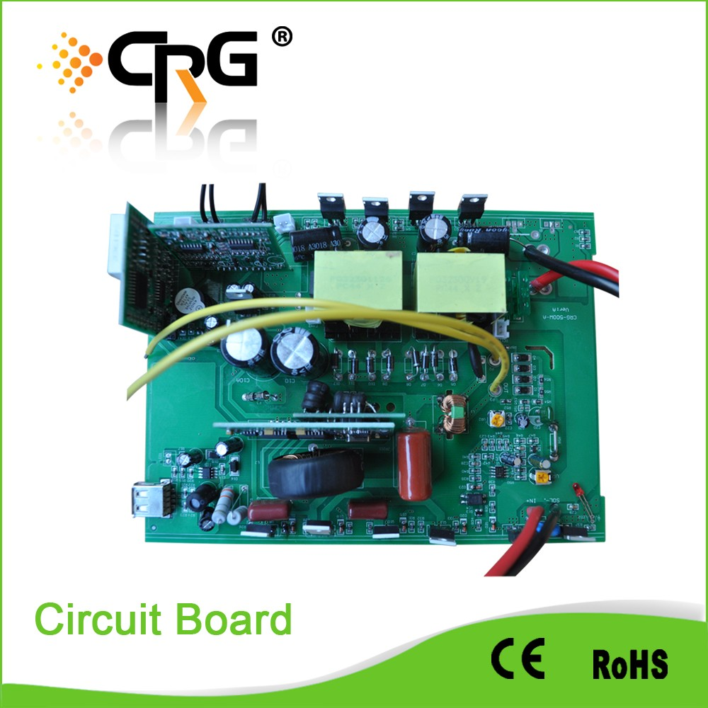 Pure Sine Wave Inverter Frequency Circuit Diagram Drive Generator Board