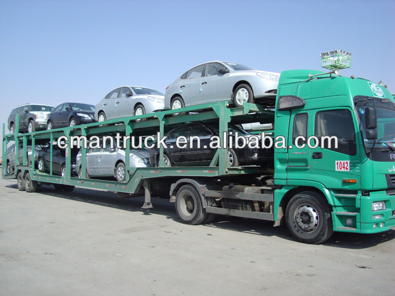 New 2 Axle Heavy Duty Car Car Towing Trailer For Sale - Buy Car ...