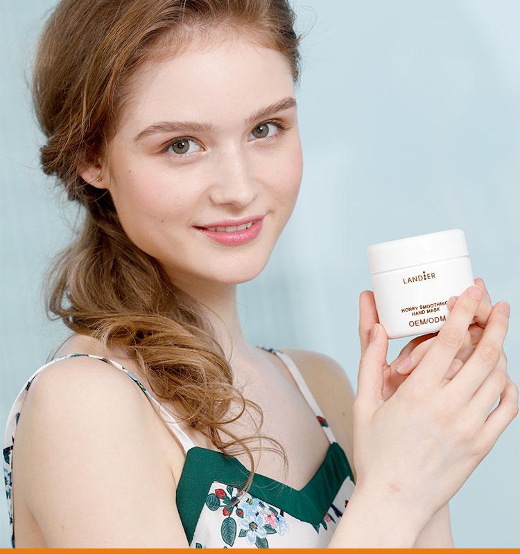 Private Label Skin Care Squalane Nourishing Mourishing Hand Mask