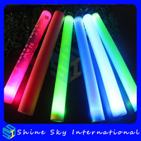 Very cool 8 inch stick, halloween glow stick, different flashing modes glow stick pack
