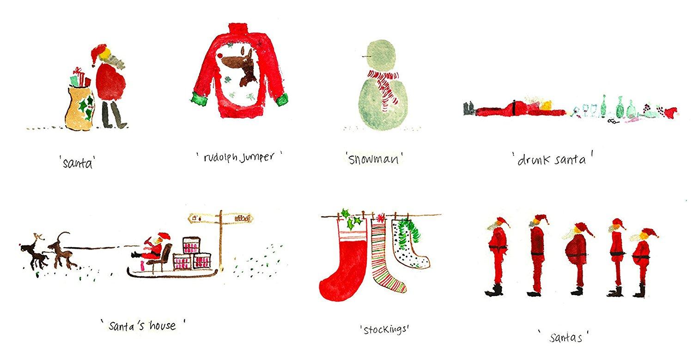 Cheap Christmas Cards Santa Find Christmas Cards Santa Deals On