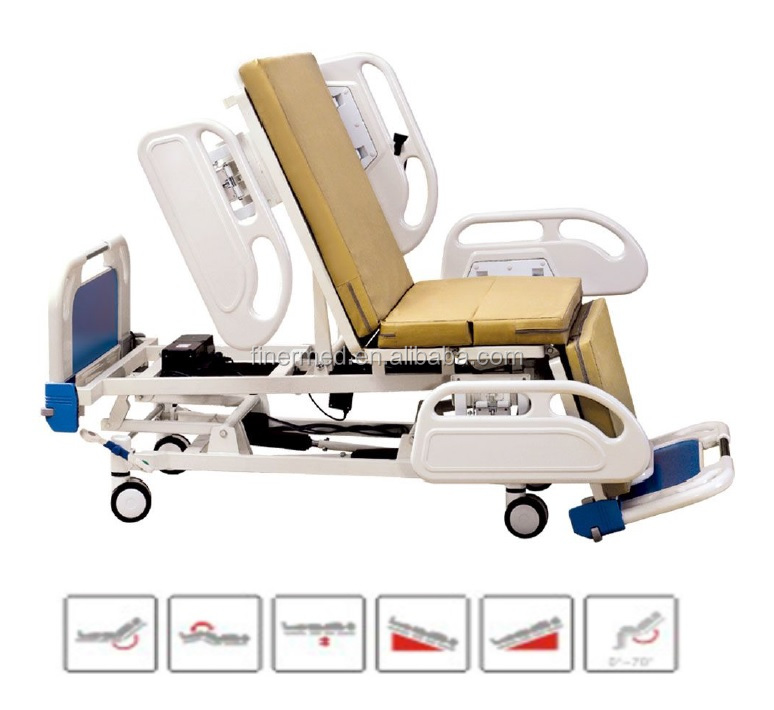 Luxury Hospital Nursing Electric Bed