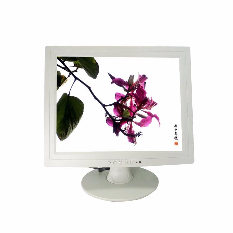 """Esperança 15 """"LCD monitor/TV LCD para o desktop do computador ou TV com entrada"""