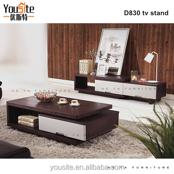 Dubai Simple Tv Stand Wood Tv Cabinet Designs For Small