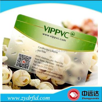 Custom transparent pvc nfc business card rfid contactless card custom transparent pvc nfc business card rfid contactless card reheart Choice Image