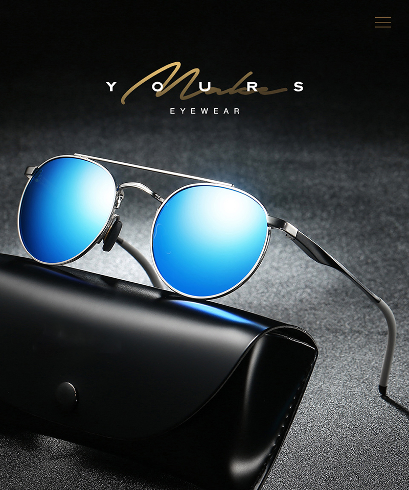Latest blue sunglasses for women customized for sport-5