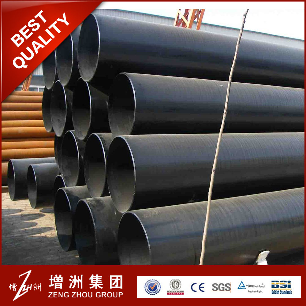 cheap price 263mm awwa c210 spiral welded pipe / jis saw pipe / ssaw steel deep drawing