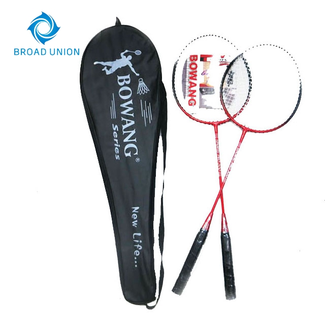 Hot Koop Goedkope Custom Badminton Rackets Professionele Badminton Racket