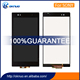 100% original new LCD for sony xperia z ultra c6802 c6833,touch screen for sony xperia z ultra c6802 c6833
