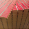 mdf sheet slatwall /slat board/slatwall panels board