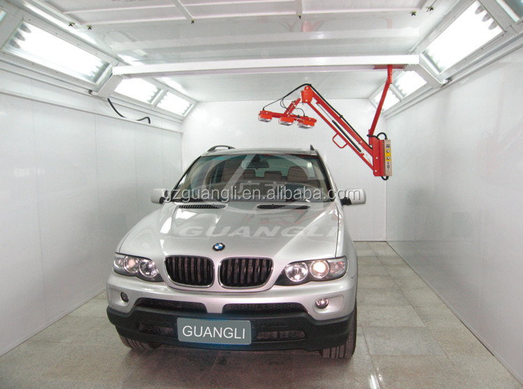 China Factory Supplier Ce Car Spray Booth Electric Paint Booth ...