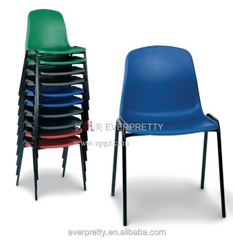 Cheap Outdoor Furniture Stackable Chairs For Sales Teacher Office