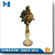 modern sculpture interior home and garden decoration statue