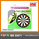 "Classic Indoor Sports 17"" Wooden Dart Game for Kids"