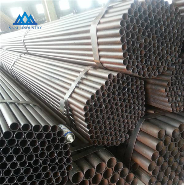 Oil and gas pipe ! Carbon round erw steel pipe od 250mm carbon welded steel tubing