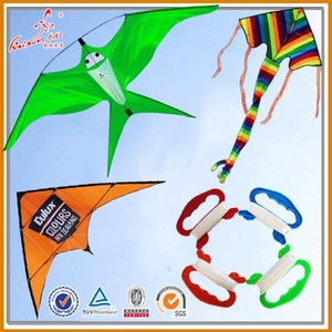 Various types of kites from Weifang Kite Factory