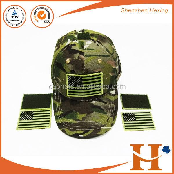 Realtree camuflaje caza al aire libre cazador sombrero de 6 paneles gorra  de béisbol con luz bd912f0cd0a