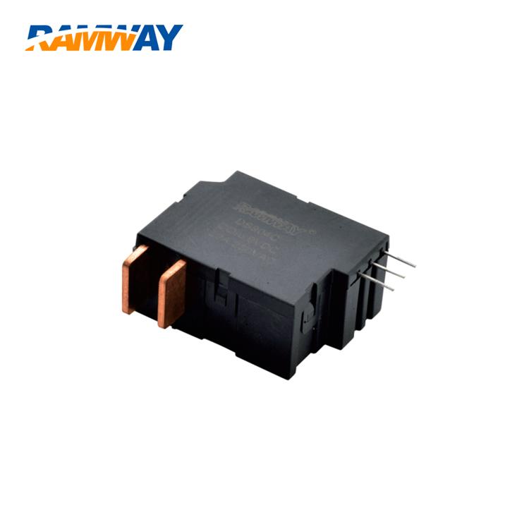 Diseñado según el cliente spdt con abb relé de carga actual 120A 220VAC relé de enclavamiento