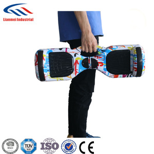 6.5inch Hoverboard with handle bar ,professional electric scooter ,Smart balance scooter