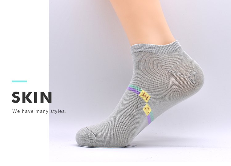 Hot Sale Breathable Anti Bacteria Custom Elite Wholesale Reasonable Price Solid Color Happy Socks