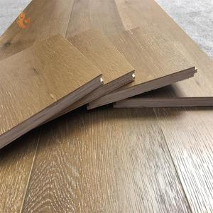 Wood Floor Guangzhou Industry Wide Oak Wood Flooring Prices with Size 1830*190*15(2)mm