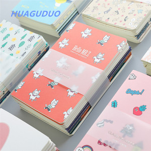 Italy Top sale kids stationery set soft cover paper notebooks for students cartoon printed cheap custom notepads