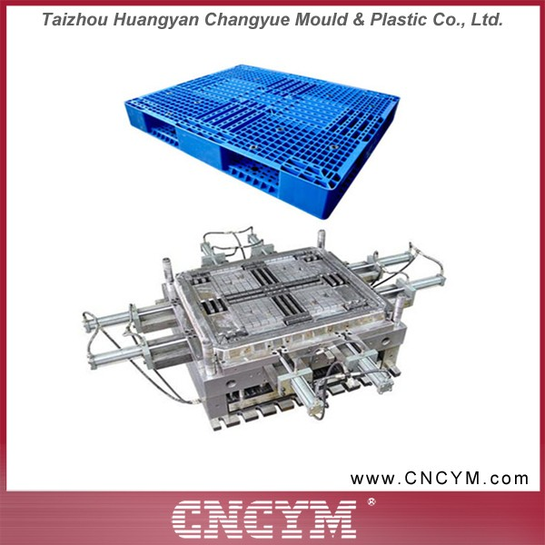Custom High Precision Pallet Cheap Plastic Injection Molding