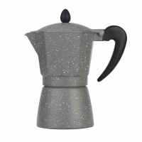 Italian Style Stove Top Aluminum Coffee Pot 3 6 9 Cups Espresso Moka Coffee Maker