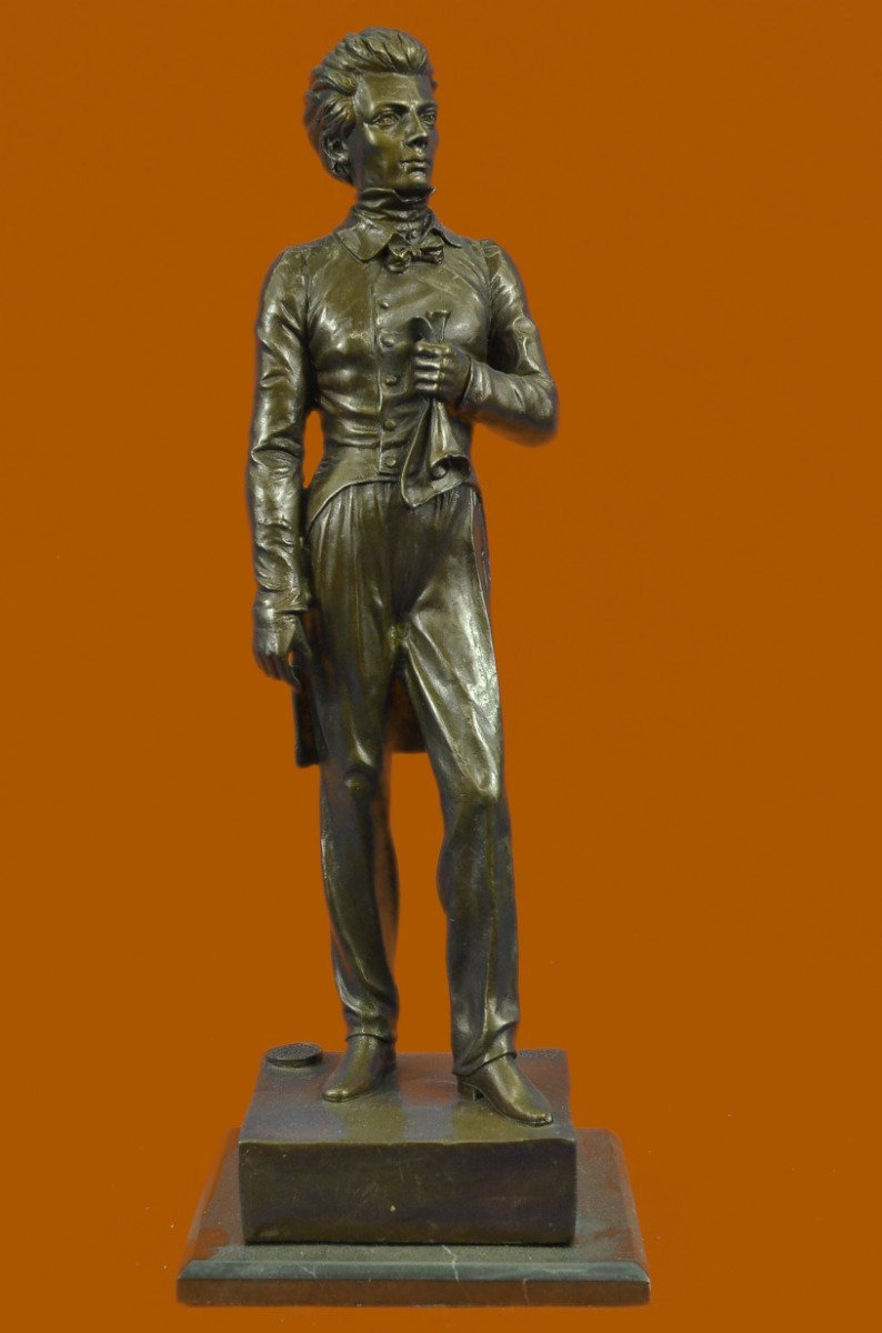 ...Handmade...European Bronze Sculpture Stunning British Admiral Lord English al Art (XN-2044-UK) Bronze Sculpture Statues Figurine Nude Office & Home Décor Collectibles Sale Deal Gifts