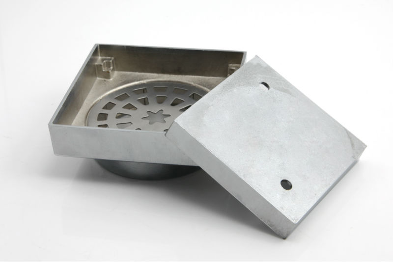 Shower Enclosures Stopper Stainless Steel Floor Trap Drains
