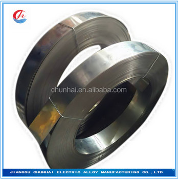 Heat resistant strip