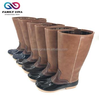 9be0af9c8f8f0 Wholesale Monogrammed Women Tall Duck Boots - Buy Tall Duck Boots,Women  Tall Duck Boots,Monogrammed Women Tall Duck Boots Product on Alibaba.com
