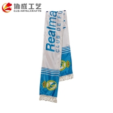 2017 National Printing Soccer scarf wholesale