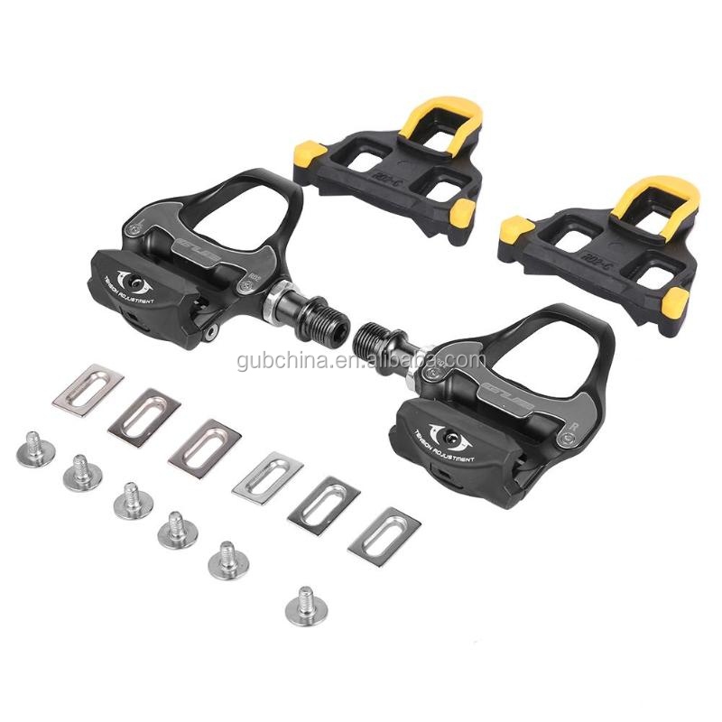 Alloy Self Locking pedal Cycling Road bike Pedals SPD Clipless Pedals Bicicleta