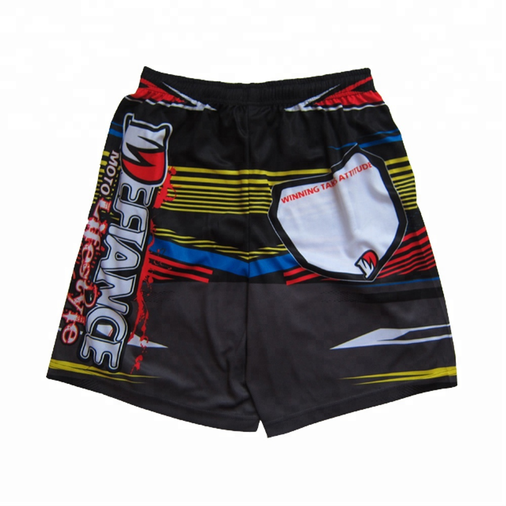 custom sublimation obstacle desert camo Shorts
