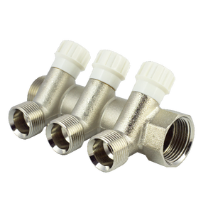 Copper manifold dn2025 gas manifold pipe fittings for gas system
