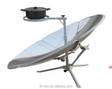 portable solar heating cooker solar cooking utensil for outdoor picnic