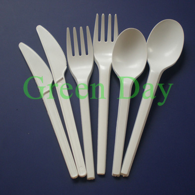 biodegradable CPLA tableware