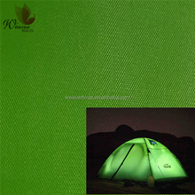100% polyester durable trampoline tent fabric/fireproof yurt tent material manufacturer/glamping tent fabric