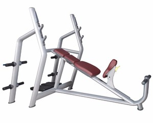Incline chair TZ-6030 /Commercial Gym Equipment / pin loaded Fitness Equipment