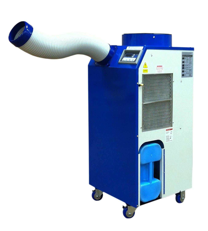 TPI Corporation PAC-13 Portable Air Conditioning Unit, Single Phase, 13200 BTU, 120 Volt