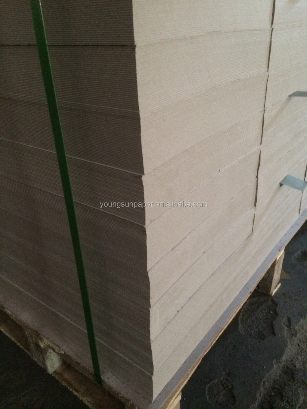 Grey Album Cardboard Art Paper Texture Bright Rough: 450gsm~1600gsm Grey Cardboard Paper Mills /hard Grey Core