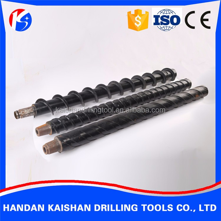 High-efficiency coal mining tools geological drill rod drill rod with high quality for exploration drilling