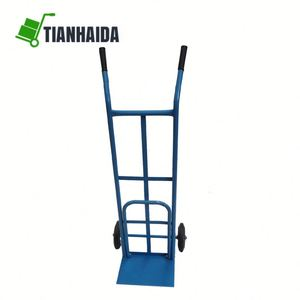 Wholesale metal hand truck / hand trolley / luggage cart