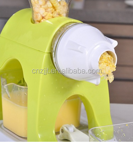 Customized portable ice cream maker and fruit ice cream maker