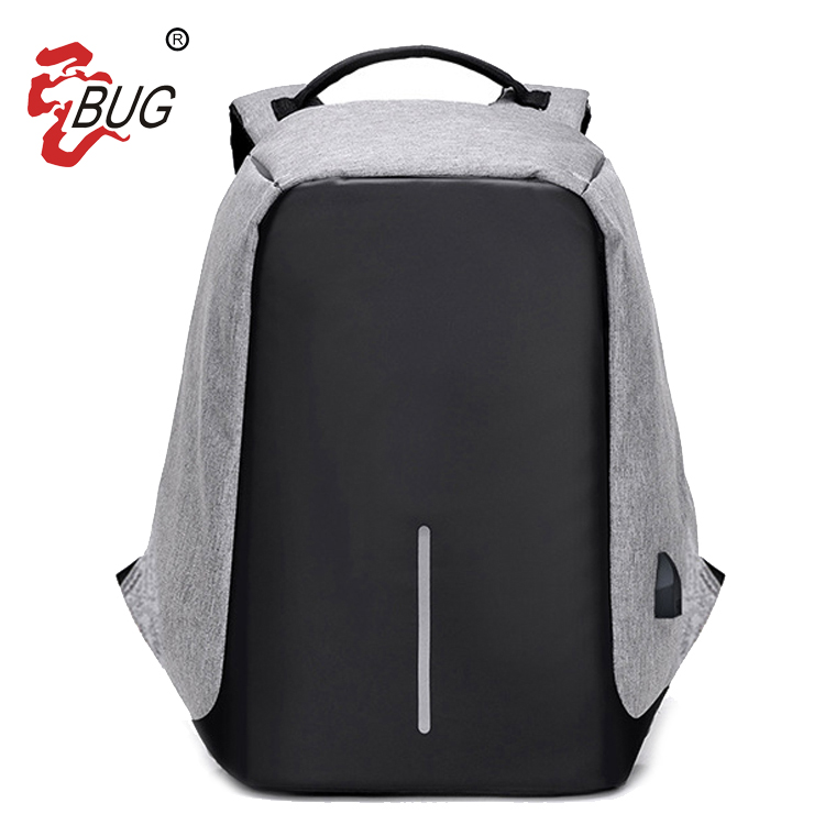 Factory Custom Design Fashionable Business Waterproof Reflective Usb Charging Bag Anti Theft Laptop <strong>Backpack</strong>