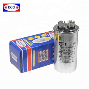 ECQ Hot Sale 30UF AC Motor Capacitor